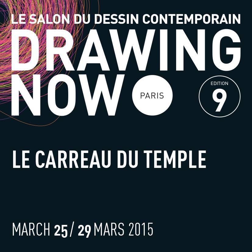 Drawing now paris le salon du dessin contemporain 24h drawing lab - Salon dessin contemporain ...