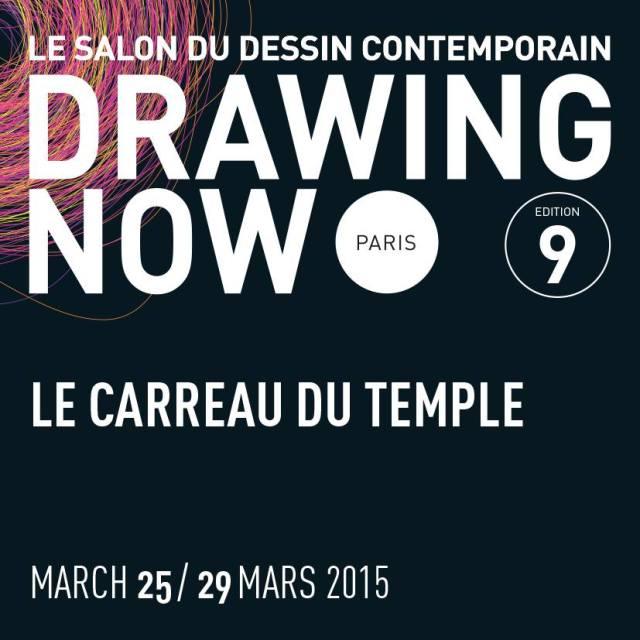 DRAWING NOW PARIS I LE SALON DU DESSIN CONTEMPORAIN.