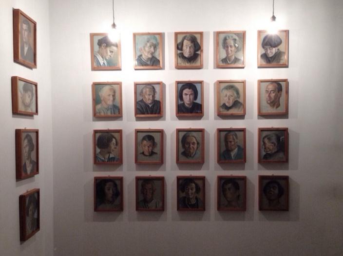 Museo Laboratorio della Mente | Ritratti di Romolo Righetti