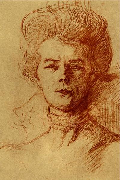 Ritratto di Jeanne Granier