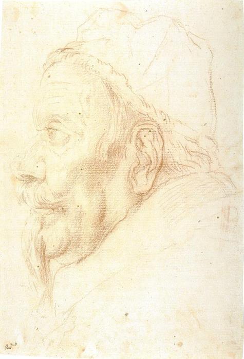 Lipsia, inv. 7906. Ritratto di Clemente