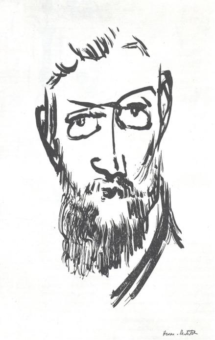 Autoritratto, 1900