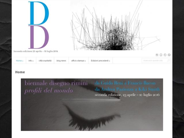 biennale disegno rimini