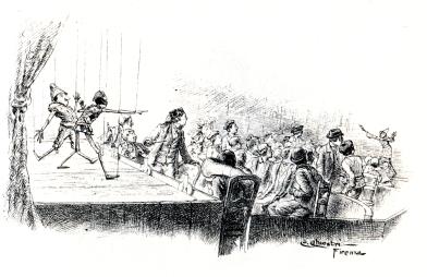Carlo Chiostri, Storia di un burattino, 1901.