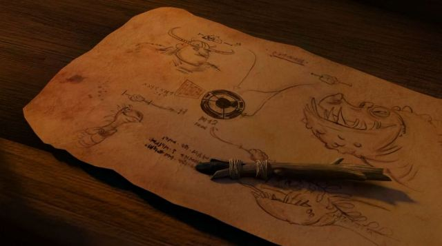 hiccup's drawing 6